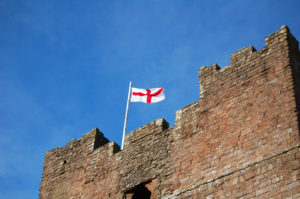 St. George's Day is a time to fly the flag.