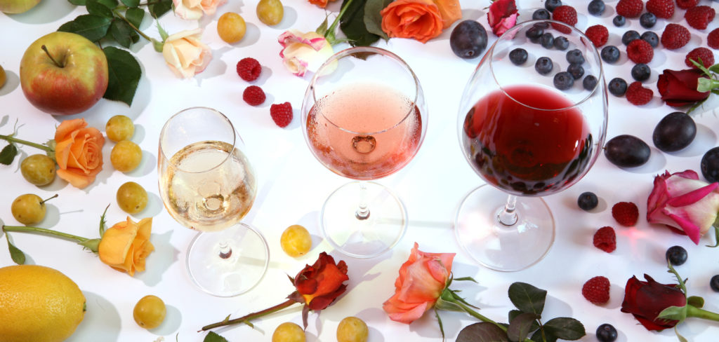 The wines offered by the ?Buckhorn Inn are food-friendly.