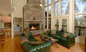 A review of Buckhorn Inn often mentions the cozy fireplaces.