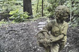 Marcus Garden Statue