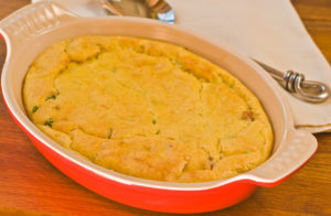Corn Pudding Photo