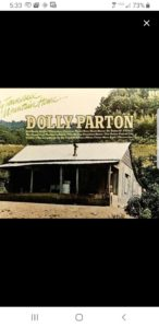 "Dolly Parton entitled an albumn ""My Tennessee Mountain Home""."