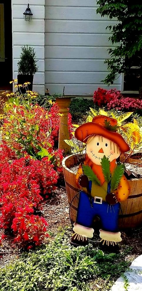 World Record for Gatlinburg Scarecrows