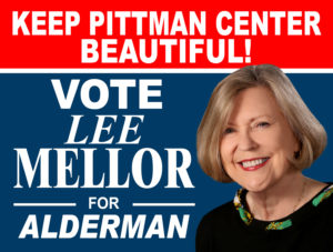 Innkeeper Lee vows to keep Pittman Center beautiful.